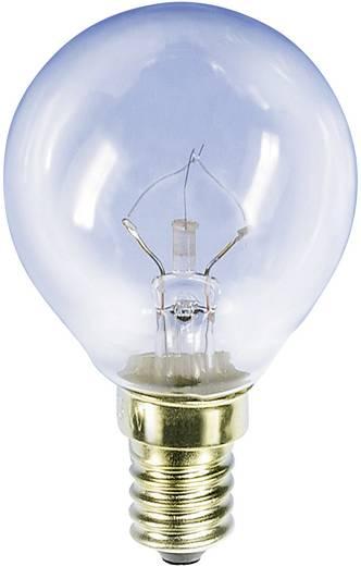 Tropfenlampe 235 V 15 W 64 mA Sockel=E14 Klar Barthelme Inhalt: 1 St.