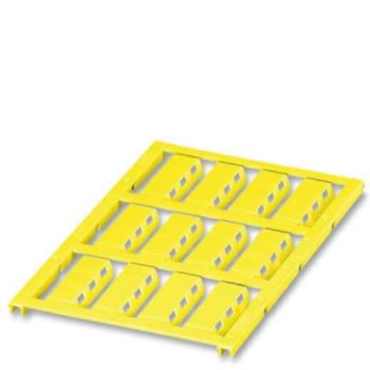 Leitermarkierer Montage-Art: Kabelbinder Beschriftungsfläche: 29 x 8 mm Passend für Serie Einzeldrähte Gelb Phoenix Cont