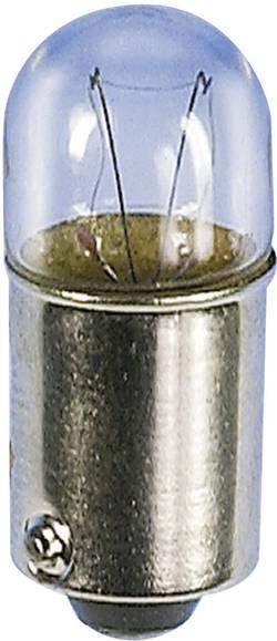 Petite ampoule tubulaire Barthelme 00243008 30 V 2.40 W BA9s clair 1 pc(s)