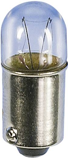 Kleinröhrenlampe 12 V, 15 V 2 W BA9s Klar 00241502 Barthelme 1 St.