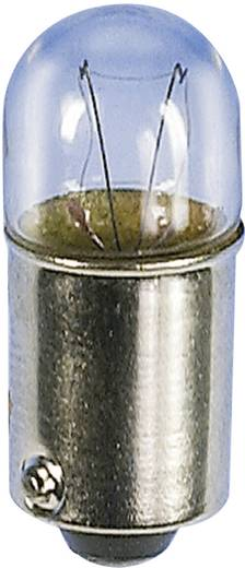 Kleinröhrenlampe 60 V 1.20 W BA9s Klar 00246012 Barthelme 1 St.