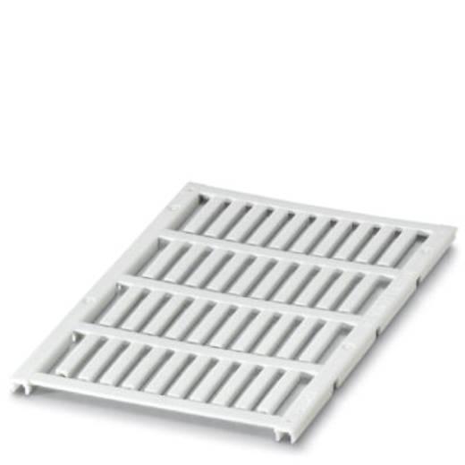 Einzeladerkennzeichner Montage-Art: aufclipsen Beschriftungsfläche: 21 x 3 mm Passend für Serie Einzeldrähte Weiß Phoeni