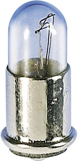 Subminiatur - Glühlampe 28 V 1.12 W Midget Flange Sockel=MF6s/8 Transparent Barthelme Inhalt: 1 St.