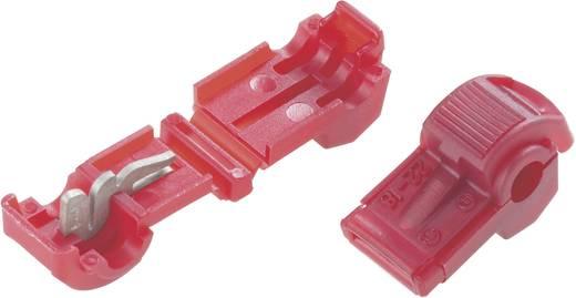 Abzweigverbinder flexibel: 0.5-0.8 mm² starr: 0.5-0.8 mm² Polzahl: 2 3M 80-0140-0083-2 1 St. Braun