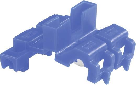 Abzweigverbinder flexibel: 0.75- starr: 0.75- Polzahl: 2 3M 80-0140-0087-3 1 St. Blau