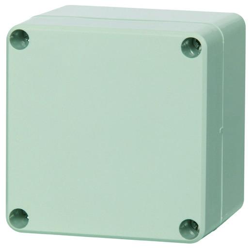 Universal-Gehäuse 80 x 82 x 95 Polycarbonat Licht-Grau (RAL 7035) Fibox PC 080810 1 St.