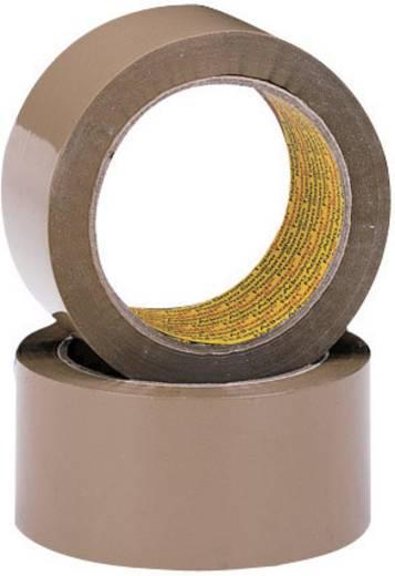 Verpackungsklebeband 3M Scotch® 309 Braun (L x B) 66 m x 50 mm Acryl Inhalt: 1 Rolle(n)