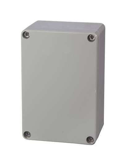 Universal-Gehäuse 80 x 120 x 60 Polycarbonat Licht-Grau (RAL 7035) Fibox PC 081206H 1 St.