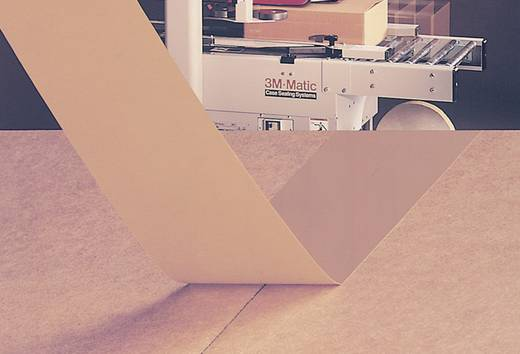 Verpackungsklebeband 3M Scotch® 309 Transparent (L x B) 66 m x 50 mm Acryl Inhalt: 1 Rolle(n)