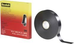Ruban isolant Scotch™ 22 3M 80-0120-1703-6 noir (L x l) 33 m x 12 mm 1 rouleau(x)