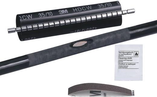 Warmschrumpf-Verbindungsgarnitur ohne Schraubverbinder Kabel-Ø-Bereich: 10 - 35 mm 3M 7000061639 HDCW 35/10-250 Inhalt: