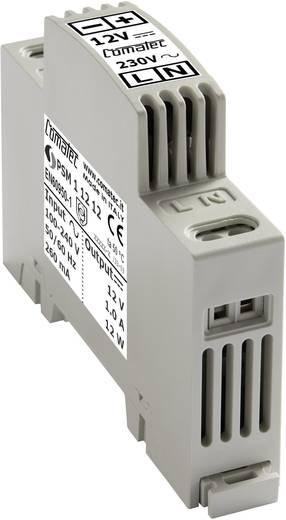 Hutschienen-Netzteil (DIN-Rail) Comatec PSM11212 12 V/DC 1 A