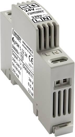 Hutschienen-Netzteil (DIN-Rail) Comatec PSM11224 24 V/DC 0.5 A