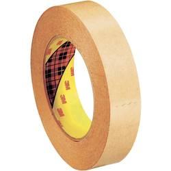 Obojstranná lepiaca páska 3M 9527 XT-0034-9023-9, (d x š) 50 m x 19 mm, kaučuk, krémová, 1 ks