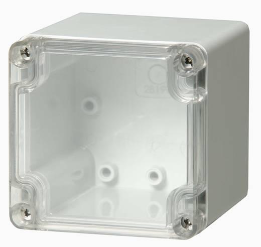 Universal-Gehäuse 80 x 82 x 85 ABS Licht-Grau (RAL 7035) Fibox ABT 080809 1 St.