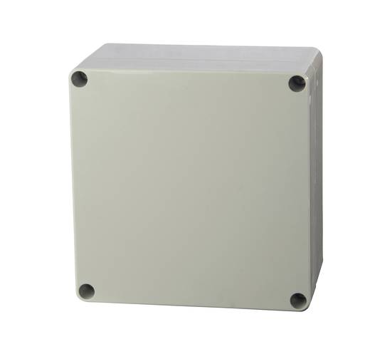 Universal-Gehäuse 120 x 122 x 65 Polycarbonat Licht-Grau (RAL 7035) Fibox PC 121207 1 St.