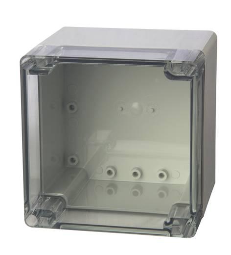 Universal-Gehäuse 120 x 122 x 105 ABS Licht-Grau (RAL 7035) Fibox ABT 121211 1 St.