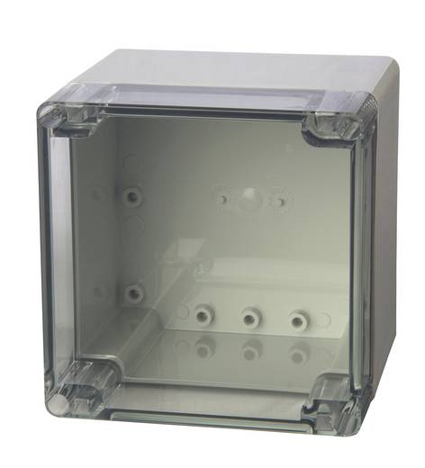 Universal-Gehäuse 120 x 122 x 105 Polycarbonat Fibox PCT 121211 1 St.