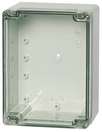 Universal-Gehäuse 120 x 160 x 90 ABS Licht-Grau (RAL 7035) Fibox ABT 121609 1 St.