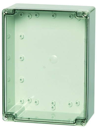 Universal-Gehäuse 150 x 201 x 80 ABS Licht-Grau (RAL 7035) Fibox ABT 152008 1 St.