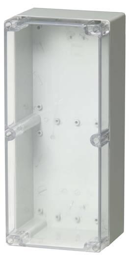 Universal-Gehäuse 150 x 340 x 120 ABS Licht-Grau (RAL 7035) Fibox ABT 153412 1 St.