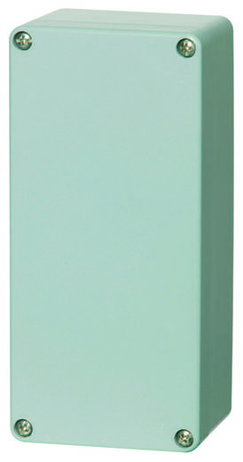 Fibox P 081606 Universal-Gehäuse 75 x 160 x 55 Polyester Silber-Grau (RAL 7001) 1 St.