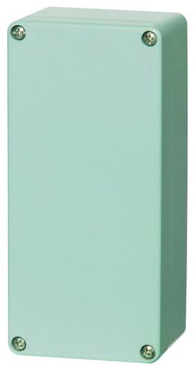 Universal-Gehäuse 75 x 160 x 55 Polyester Silber-Grau (RAL 7001) Fibox P 081606 1 St.