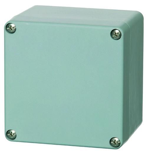 Universal-Gehäuse 120 x 122 x 90 Polyester Silber-Grau (RAL 7001) Fibox P 121209 1 St.