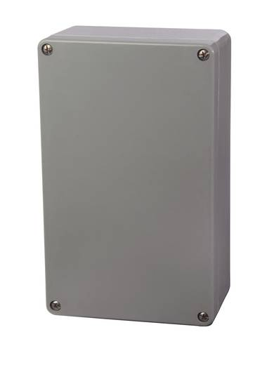 Fibox P 162609 Universal-Gehäuse 160 x 260 x 90 Polyester Silber-Grau (RAL 7001) 1 St.