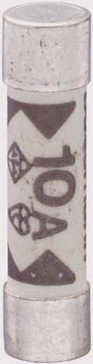 6FF-1 Multimetersicherung (Ø x L) 6.35 mm x 31.8 mm 10 A 600 V Flink -F- Inhalt 1 St.