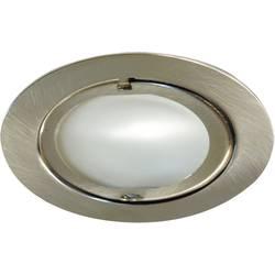Nábytkové vestavné svítidlo Paulmann Klip-Klap 98407, 20 W, leštěný kov