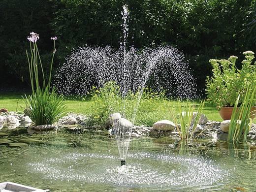 Springbrunnenpumpe mit Skimmeranschluss 1500 l/h Pontec 57123