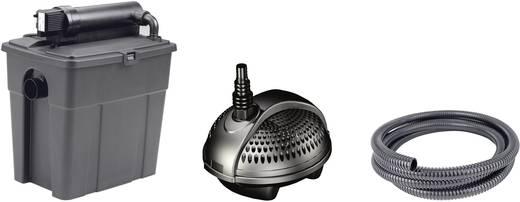 Filter-Set mit UVC-Klärgerät 2500 l/h Pontec 50239