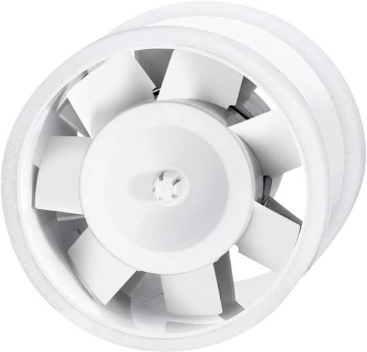 Rohr-Einschublüfter 230 V 180 m³/h 12.5 cm Sygonix 33925A