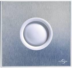 Vestavný ventilátor Protector PROAIR, 230 V, 75 m3/h, 14 x 15 cm, kartáčovaná nerezová ocel