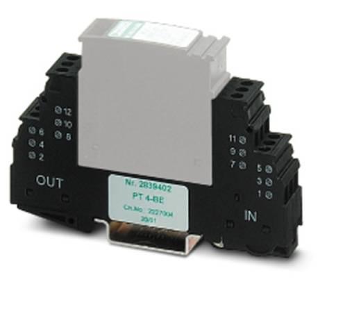 Phoenix Contact PT 4+F-BE 2839415 Überspannungsschutz-Sockel 10er Set Überspannungsschutz für: Verteilerschrank