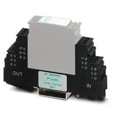 Podstavec s prepäťovou ochranou Phoenix Contact PT 4-BE 2839402