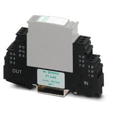 Podstavec s prepäťovou ochranou Phoenix Contact PT 4+F-BE 2839415