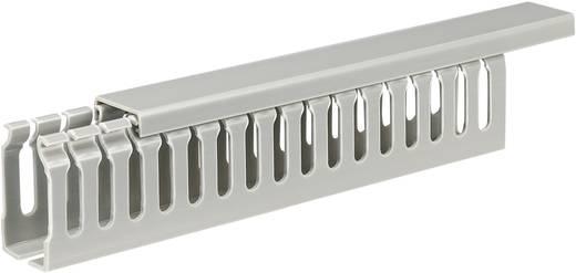 Verdrahtungskanal (L x B x H) 2000 x 25 x 45 mm KSS KDR-1L/ 9163C2 1 St. Grau