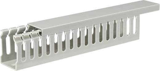 Verdrahtungskanal (L x B x H) 2000 x 33 x 45 mm KSS KDR-1.5L/ 9163C3 1 St. Grau
