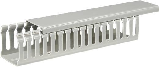 Verdrahtungskanal (L x B x H) 2000 x 45 x 45 mm KSS KDR-2L/ 9163C4 1 St. Grau