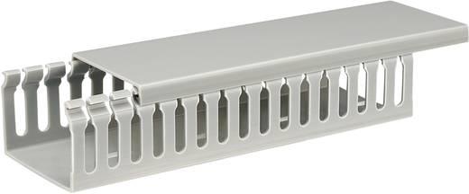 Verdrahtungskanal (L x B x H) 2000 x 65 x 45 mm KSS KDR-2.5L/ 9163C5 1 St. Grau