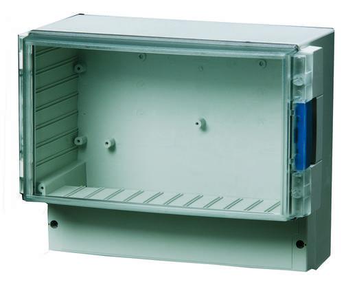 Universal-Gehäuse 280 x 219 x 156 ABS Licht-Grau (RAL 7035) Fibox ABS 25/22-3 TT 1 St.