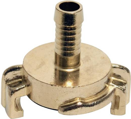 """Messing Klauenkupplung-Schlauchanschluss 13 mm (1/2"""") Ø, Klauenkupplung 551420"""