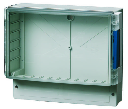 Universal-Gehäuse 320 x 260 x 129 ABS Licht-Grau (RAL 7035) Fibox ABS 30/25-3 TT 1 St.