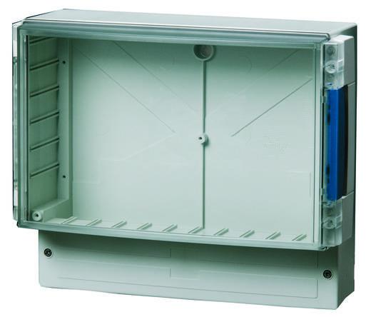 Wand-Gehäuse 320 x 260 x 129 Polycarbonat Licht-Grau (RAL 7035) Fibox PC 30/25-3 TT 1 St.