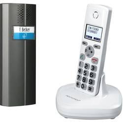 Bezdrôtový domovej telefón Pentatron TF04 Set 34234, antracitová, biela