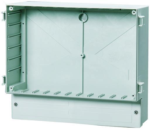 Wand-Gehäuse 314 x 260 x 95 Polycarbonat Licht-Grau (RAL 7035) Fibox PC 30/25-C3 1 St.