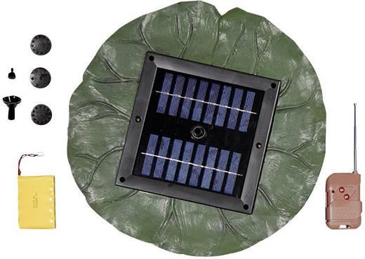 Solar-Fontäne mit Beleuchtung