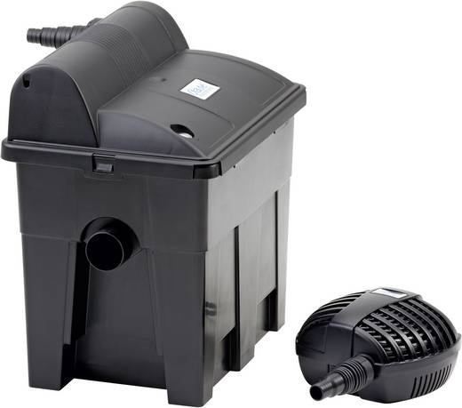Filter-Set mit UVC-Klärgerät 2500 l/h Oase 50449